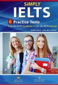 Simply IELTS - 6 Practice Tests (Kèm 1 CD)