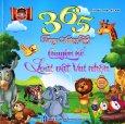 365 Chuyện Kể Loài Vật Vui Nhộn Tháng 3 - 4 (Song Ngữ)