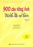 900 Câu Tiếng Anh Trình Độ Cơ Bản - Tập 2 (Dùng Kèm MP3)