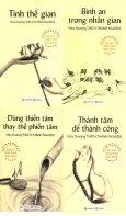 Combo Phật Pháp Ứng Dụng (Bộ 4 Cuốn)