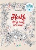 Haiku - Đồng Vọng Bốn Mùa (Sách Tô Màu Dành Cho Người Lớn)