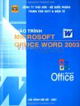 Giáo Trình Microsoft Office Word 2003