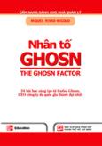 Bộ Sách Cẩm Nang Dành Cho Nhà Quản Lý - Nhân Tố Ghosn