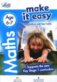 Letts Make It Easy - Maths Age 6-7