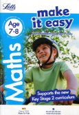Letts Make It Easy - Maths Age 7-8