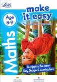 Letts Make It Easy - Maths Age 8-9