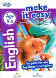 Letts Make It Easy - English Age 5-6