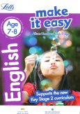 Letts Make It Easy - English Age 7-8