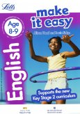 Letts Make It Easy - English Age 8-9