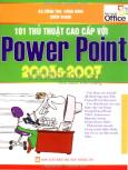 101 Thủ Thuật Cao Cấp Với Power Point 2003 Và 2007