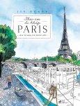 Theo Em Đi Khắp Paris (Sách Tô Màu Dành Cho Người Lớn)