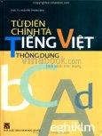 Từ Điển Chính Tả Tiếng Việt Thông Dụng