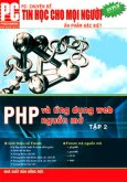 PHP và Ứng Dụng Web Nguồn Mở - Tập 2