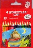 Chì Màu Staedtler Luna 12M (136 01 C12 TH)