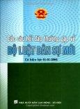 Các Câu Hỏi Đáp Thường Gặp Về Bộ Luật dân Sự Mới ( Có Hiệu Lực 01/01/2006 )