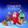 Câu Chuyện Giáng Sinh - Giáng Sinh Ở Nông Trại (Song Ngữ Anh - Việt)