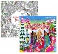 Combo Sách Tô Màu - Giáng Sinh Diệu Kỳ (Bộ 2 Cuốn)