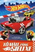 Hot Wheels - Tô Màu Cùng Siêu Xe (Tập 1)