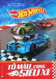 Hot Wheels - Tô Màu Cùng Siêu Xe (Tập 4)