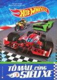 Hot Wheels - Tô Màu Cùng Siêu Xe (Tập 3)