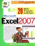 20 Bài Thực Hành Microsoft Excel 2007