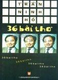 Trần Ninh Hồ - 36 Bài Thơ