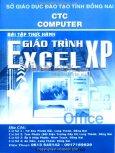 Bài Tập Thực Hành Giáo Trình Excel XP