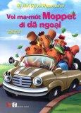 Bộ Sách Chú Voi Moppet Vui Vẻ - Voi Ma-mút Moppet Đi Dã Ngoại (Song Ngữ Anh-Việt)