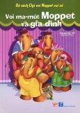 Bộ Sách Chú Voi Moppet Vui Vẻ - Voi Ma-mút Moppet Và Gia Đình (Song Ngữ Anh-Việt)
