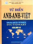 Từ Điển Anh - Anh - Việt (450.000 Từ)