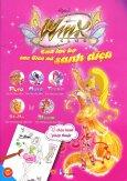 Winx Club - Câu Lạc Bộ Các Tiên Nữ Sành Điệu - Dán Hình Phép Thuật
