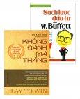 Combo Sách Lược Đầu Tư Của W. Buffett + Không Đánh Mà Thắng