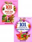Combo 101 Truyện Phá Án Kinh Điển + 101 Truyện Hay Về Trí Thông Minh