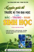 Luyện Giải Đề Trước Kì Thi Đại Học 3 Miền Bắc Trung Nam - Sinh Học