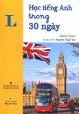 Học Tiếng Anh Trong 30 Ngày (Kèm 1 CD)