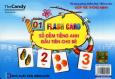 Flash Card - Số Đếm Tiếng Anh Đầu Tiên Cho Bé