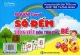Flash Card - Số Đếm Tiếng Việt Đầu Tiên Cho Bé