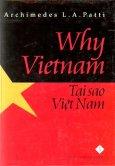 Why Việt Nam? Tại sao Việt Nam?