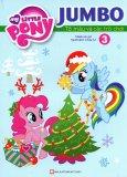 My Little Pony - Jumbo Tô Màu Và Các Trò Chơi (Tập 3)