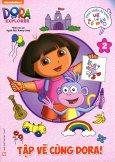 Dora The Explorer - Tập Vẽ Cùng Dora! (Tập 2)