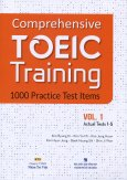Comprehensive TOEIC Training - 1000 Practice Test Items (Vol.1) - Kèm 1 CD