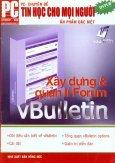 Tin Học Cho Mọi Người - Xây Dựng Và Quản Lý Forum vBulletin