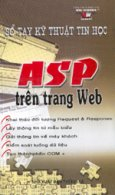 ASP trên trang Web - Sổ tay kỹ thuật tin học