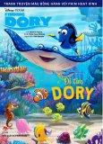 Đi Tìm Dory (Tranh Truyện Màu Đồng Hành Với Phim Hoạt Hình)