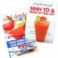 Combo Thức Uống Lạnh Cho Ngày Nóng (Bộ 2 Cuốn)