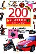 200 Câu Hỏi Và Lời Giải Đáp - Vận Chuyển Và Truyền Thông
