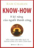 Know-How - 8 Kỹ Năng Của Người Thành Công