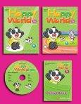 Happy World - Tiếng Anh Cho Trẻ Em - Bộ 1b