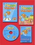 Happy World - Tiếng Anh Cho Trẻ Em - Bộ 4b