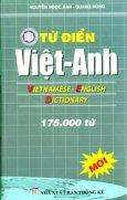 Từ Điển Việt - Anh (Vietnamese-English Dictionary) - 175.000 Từ